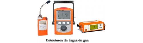 Detectores de gas