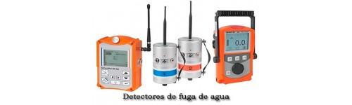 Detectores de agua